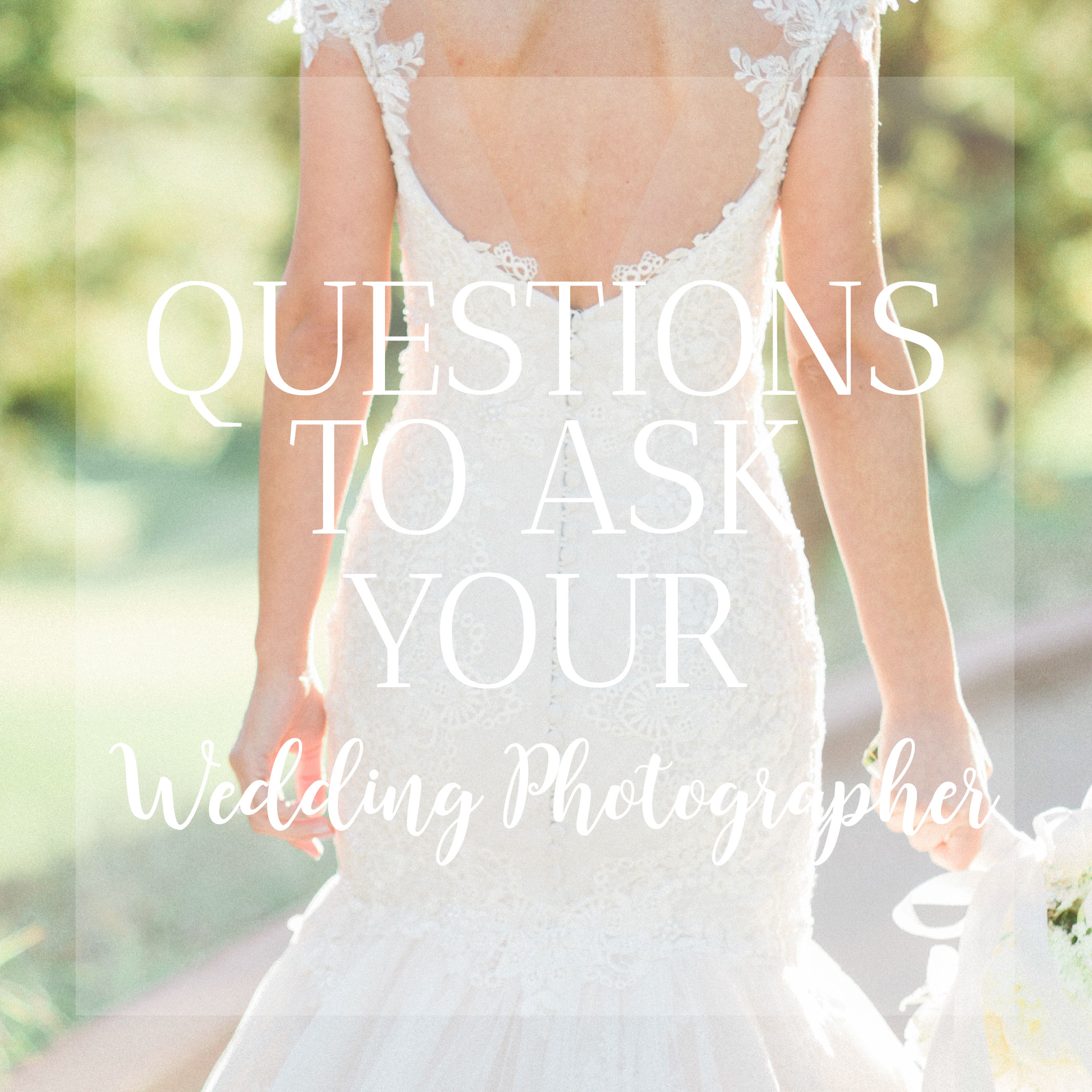 Questions To Ask Your Wedding Photographer.Questions To Ask Your Wedding Photographer Madison Ellis Photography