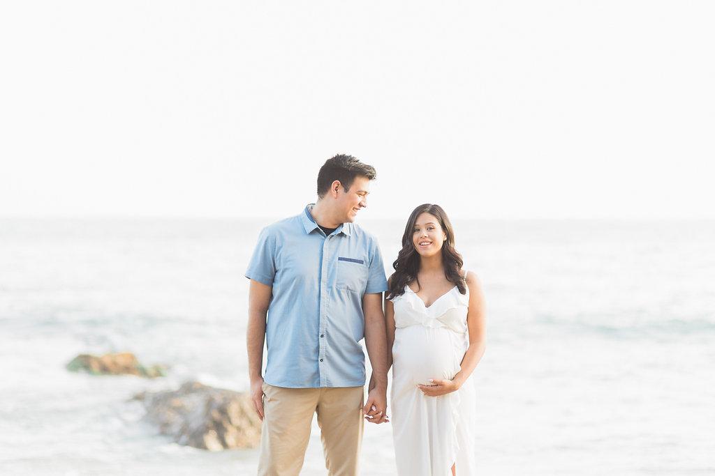 Laguna Beach Maternity Session | Madison Ellis Photography