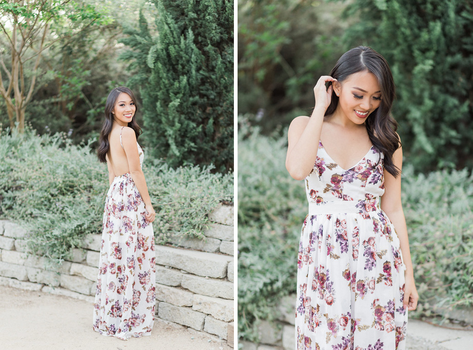 A Spring Inspired Engagement Shoot At The Arlington Gardens Pasadena By Madison Ellis Photography