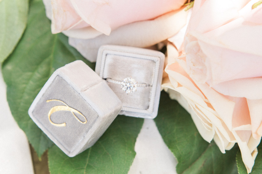 How to pack getting ready details by Madison Ellis Photography