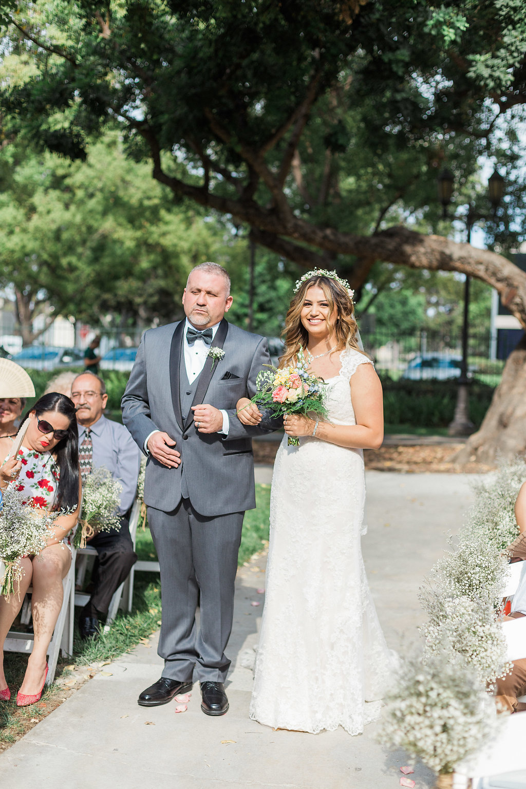 Heritage Park Wedding Santa Fe Springs