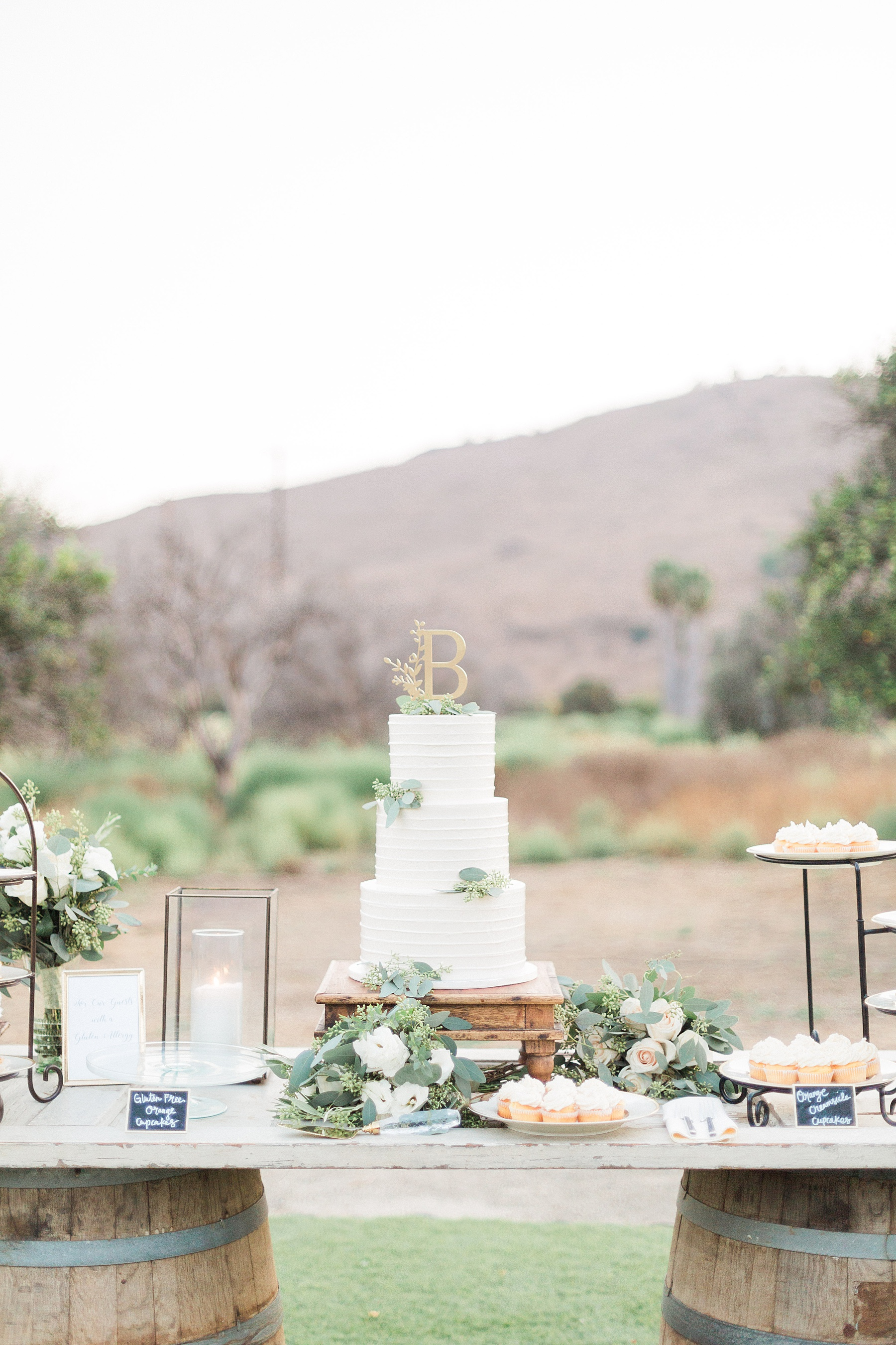 A Romantic Floral Inspired Summer Wedding in the open fields of Hamilton Oaks, San Juan Capistrano by Wedding Photographer Madison Ellis