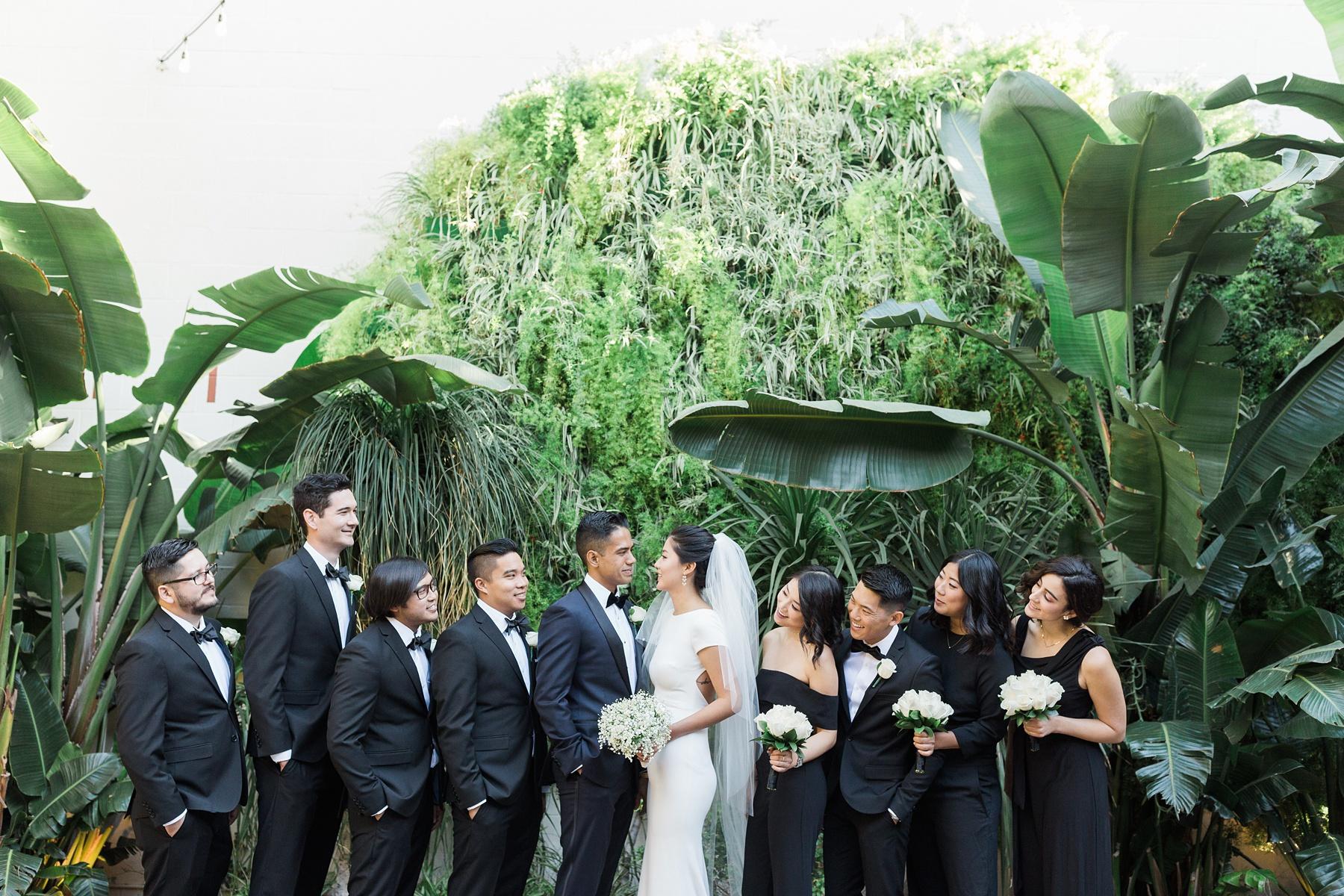Urban DTLA Wedding at Millwick By Wedding Photographer Madison Ellis (32)