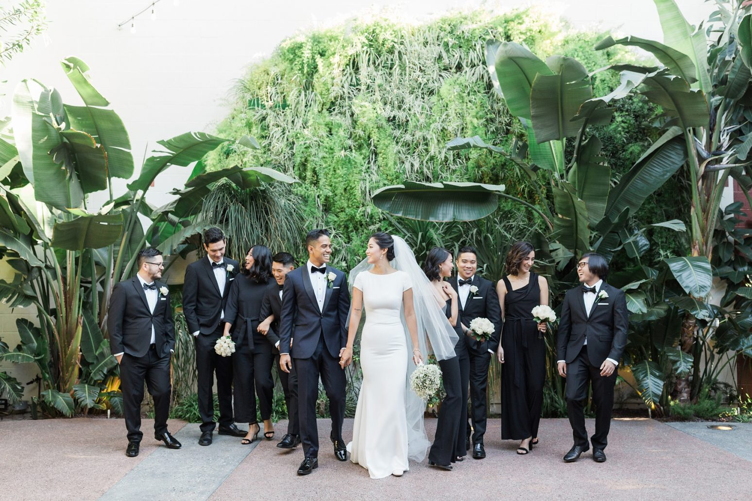 Urban DTLA Wedding at Millwick By Wedding Photographer Madison Ellis (30)