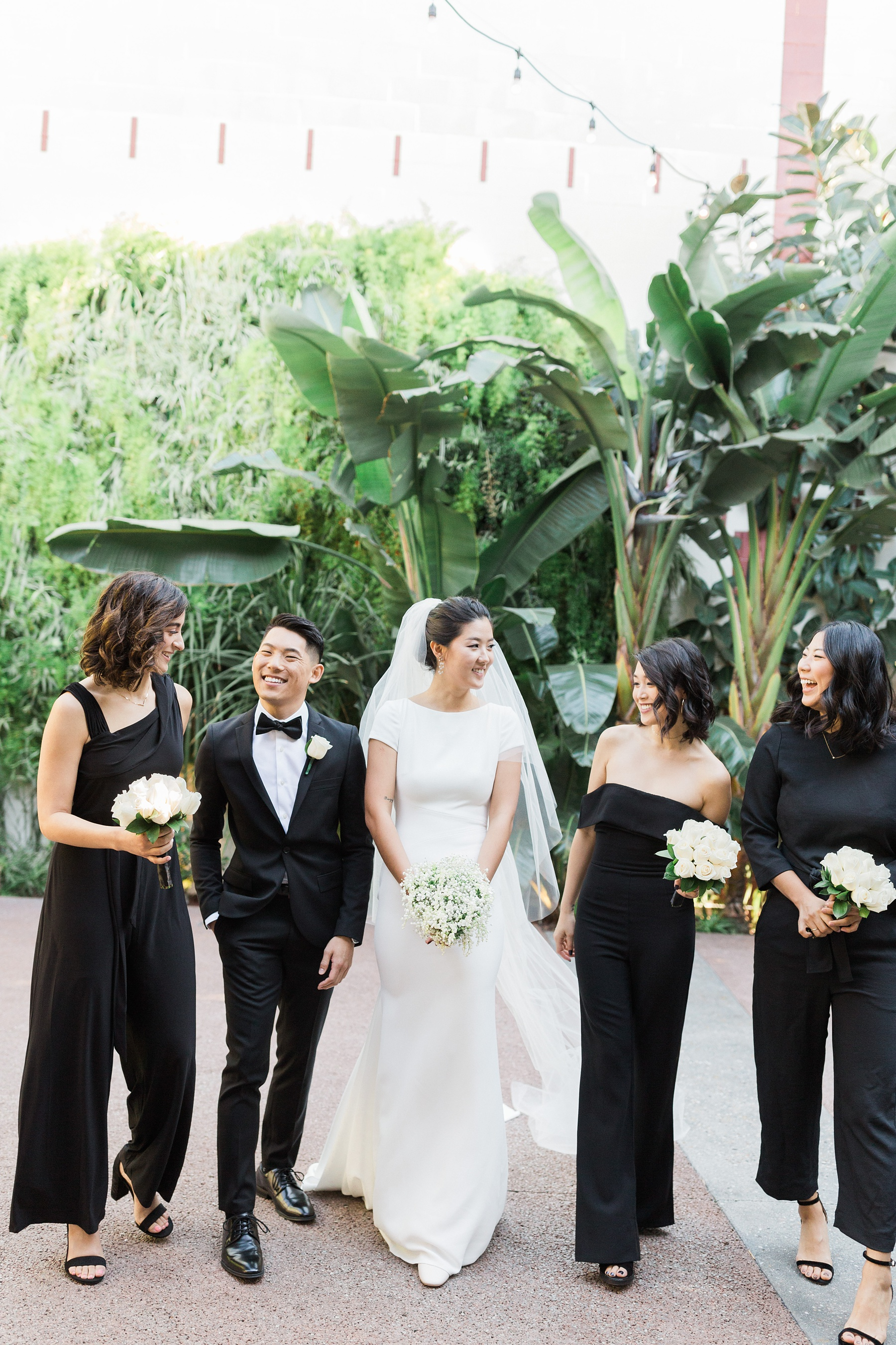 Urban DTLA Wedding at Millwick By Wedding Photographer Madison Ellis (22)