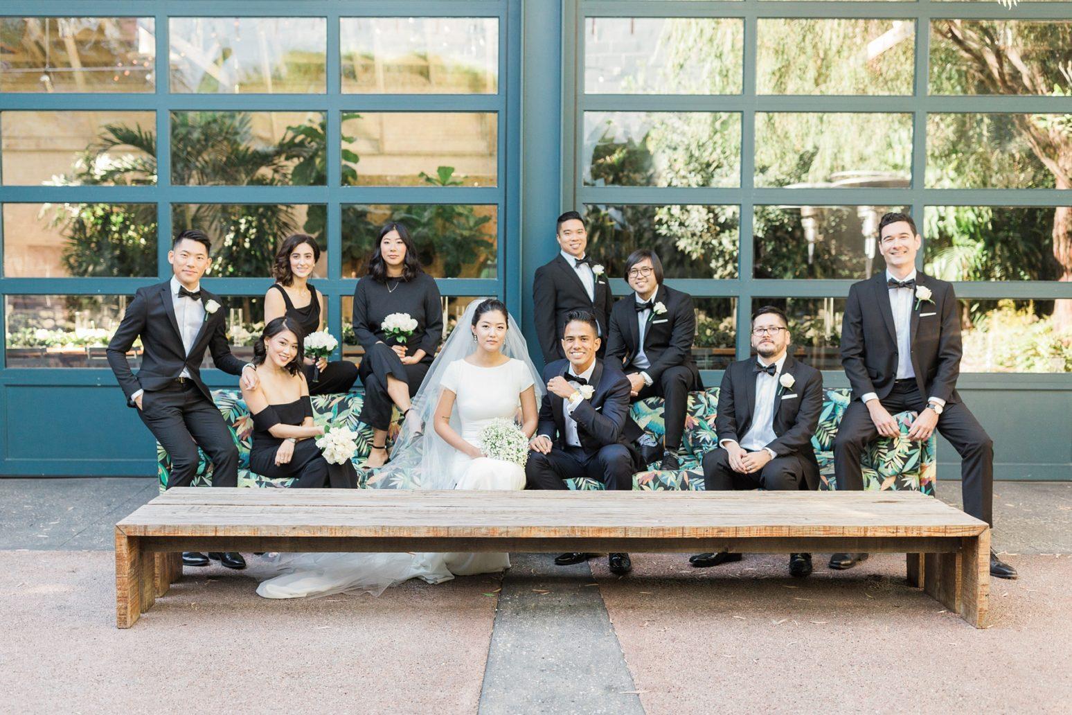 Urban DTLA Wedding at Millwick By Wedding Photographer Madison Ellis (21)