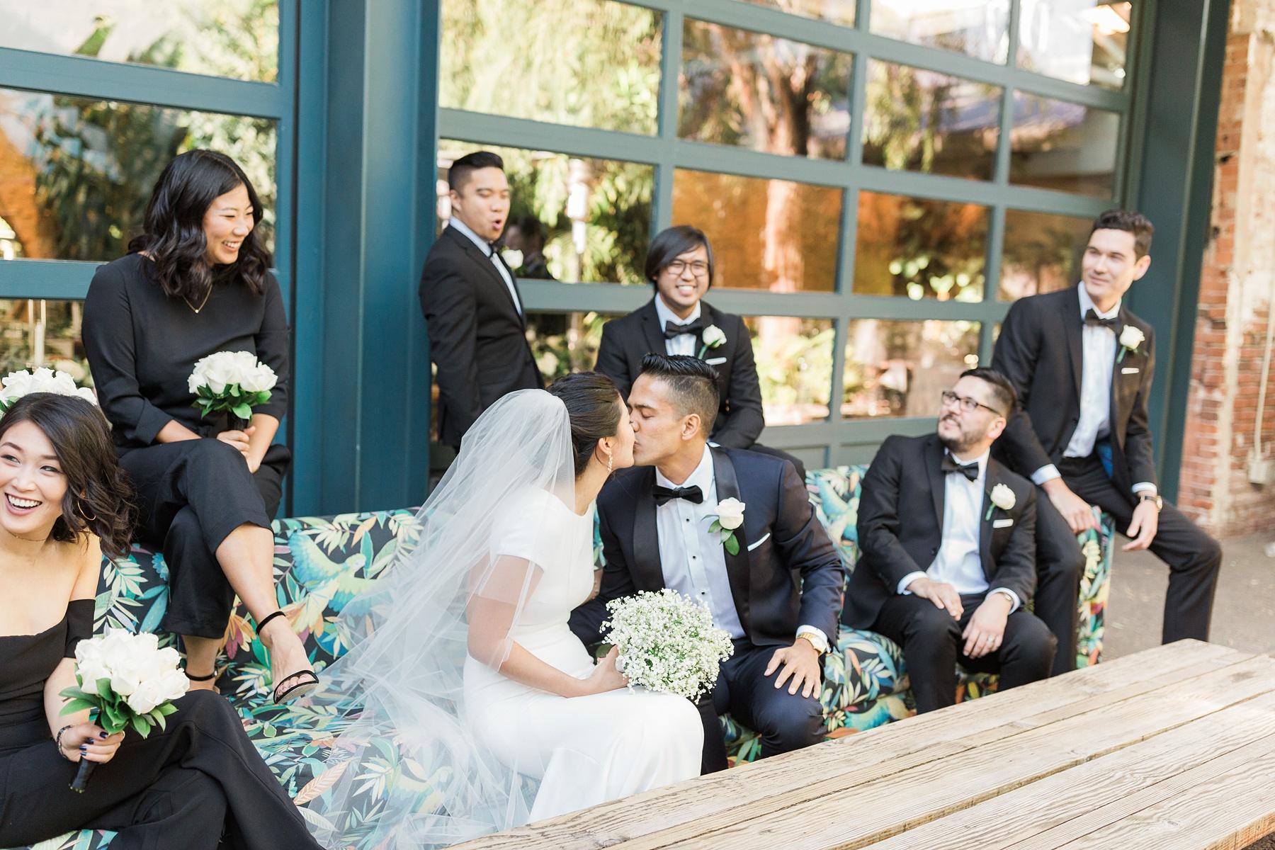 Urban DTLA Wedding at Millwick By Wedding Photographer Madison Ellis (20)