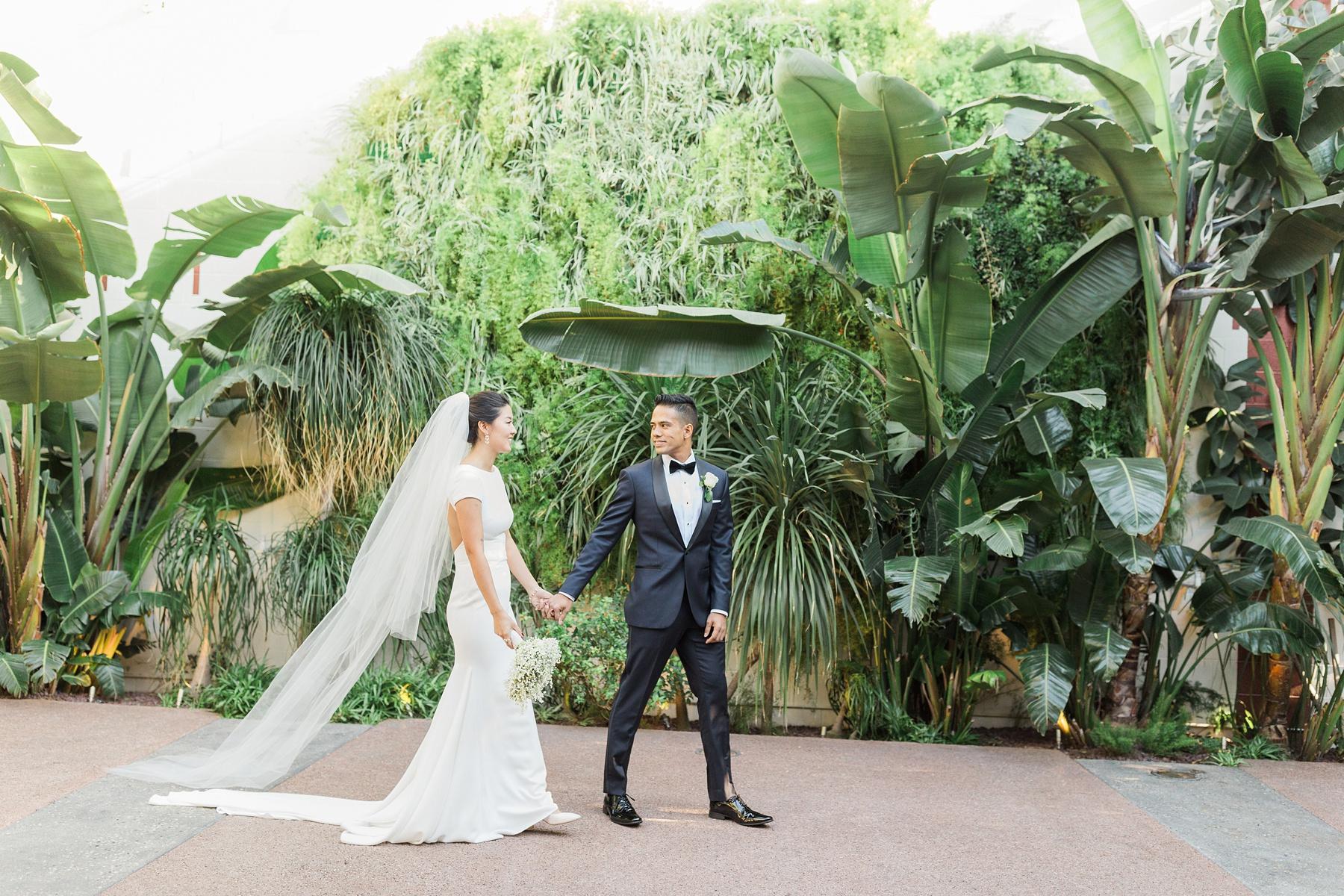 Urban DTLA Wedding at Millwick By Wedding Photographer Madison Ellis (17)