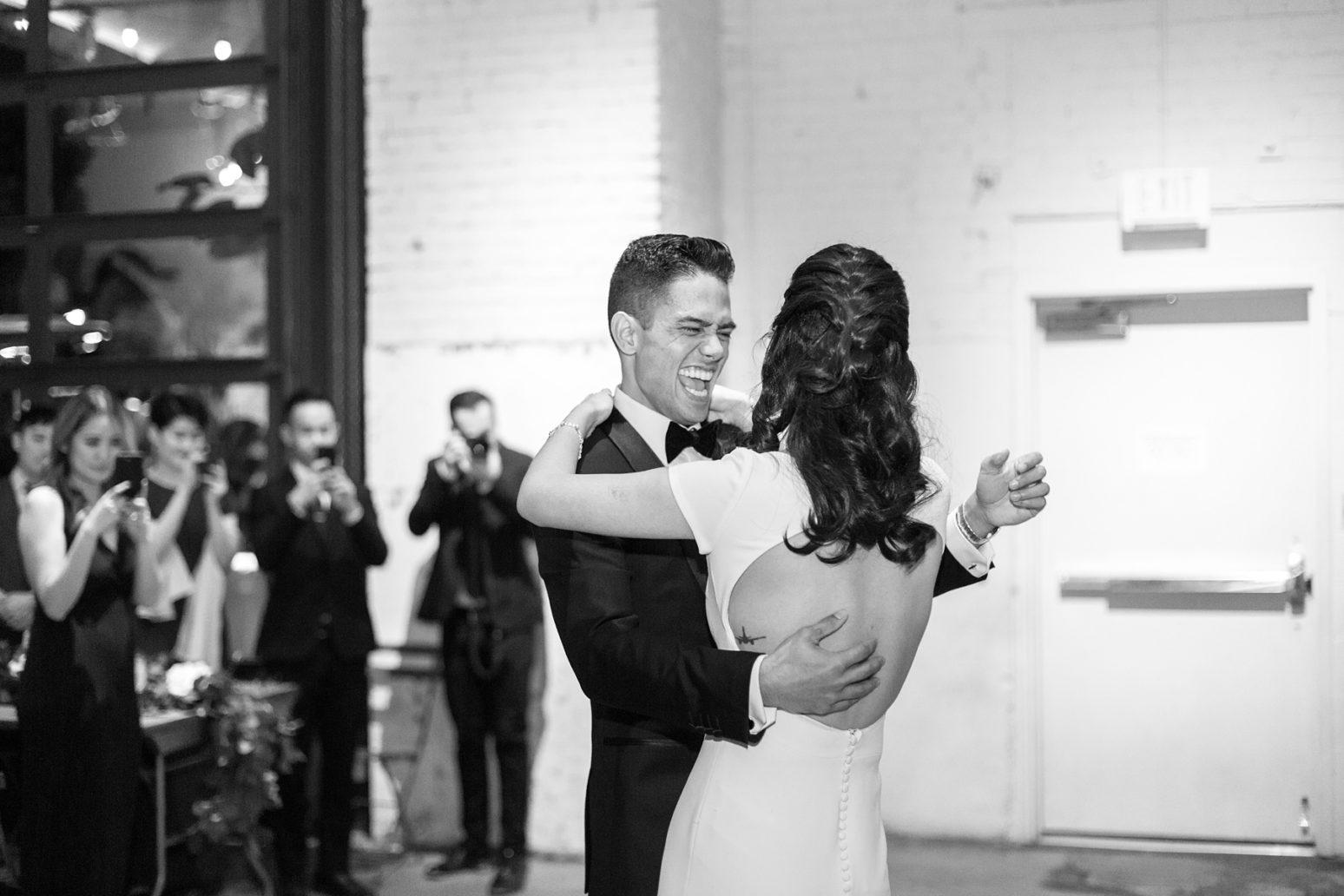 Urban DTLA Wedding at Millwick By Wedding Photographer Madison Ellis (39)