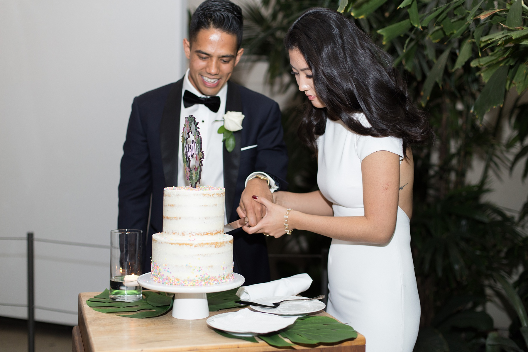 Urban DTLA Wedding at Millwick By Wedding Photographer Madison Ellis (24)