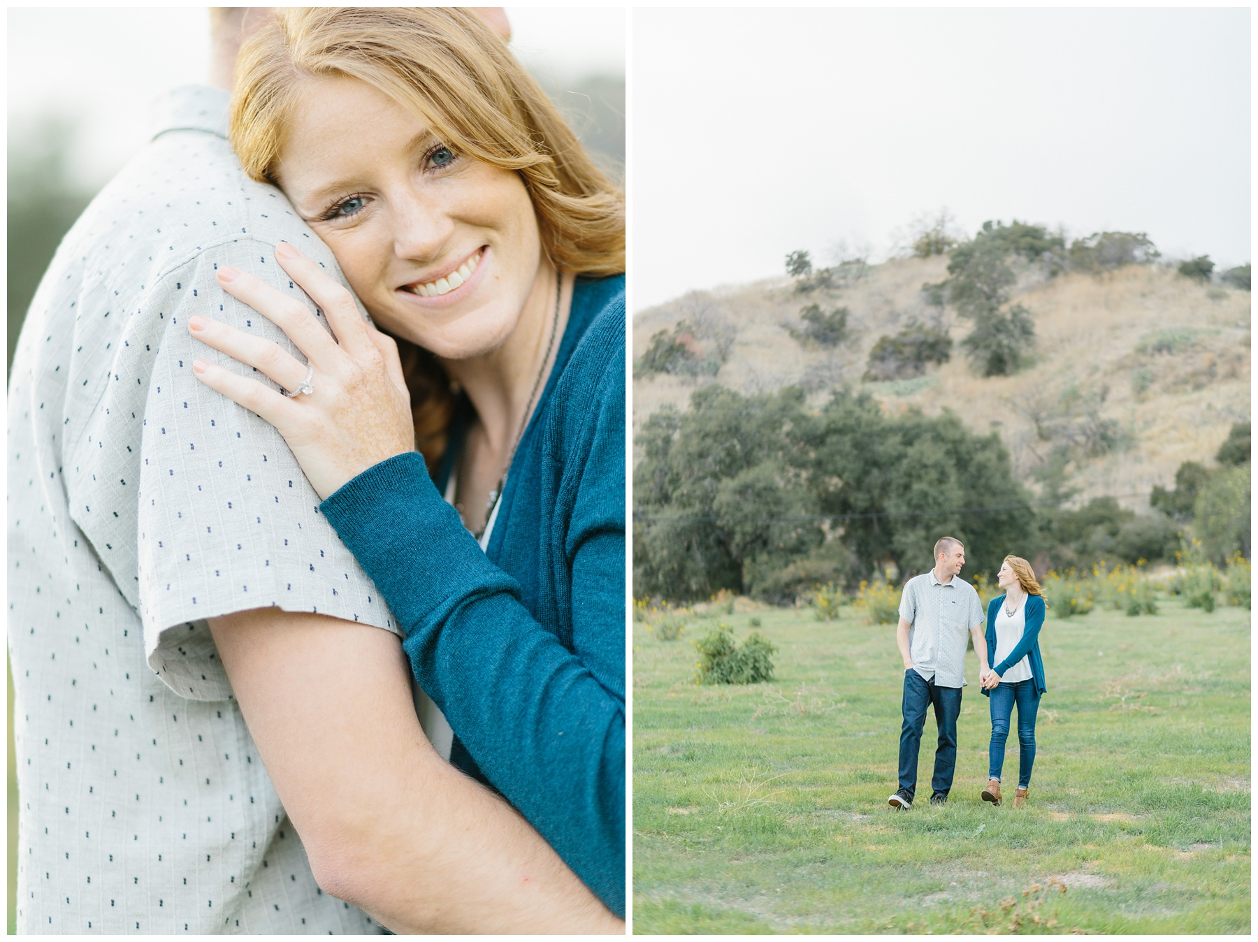 Open Field Engagement Session Near Los Angeles (19)