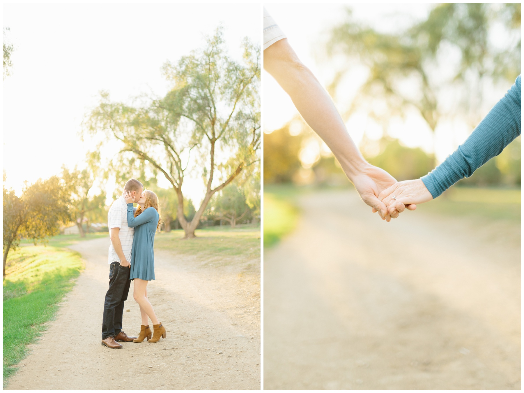 Open Field Engagement Session Near Los Angeles (6)