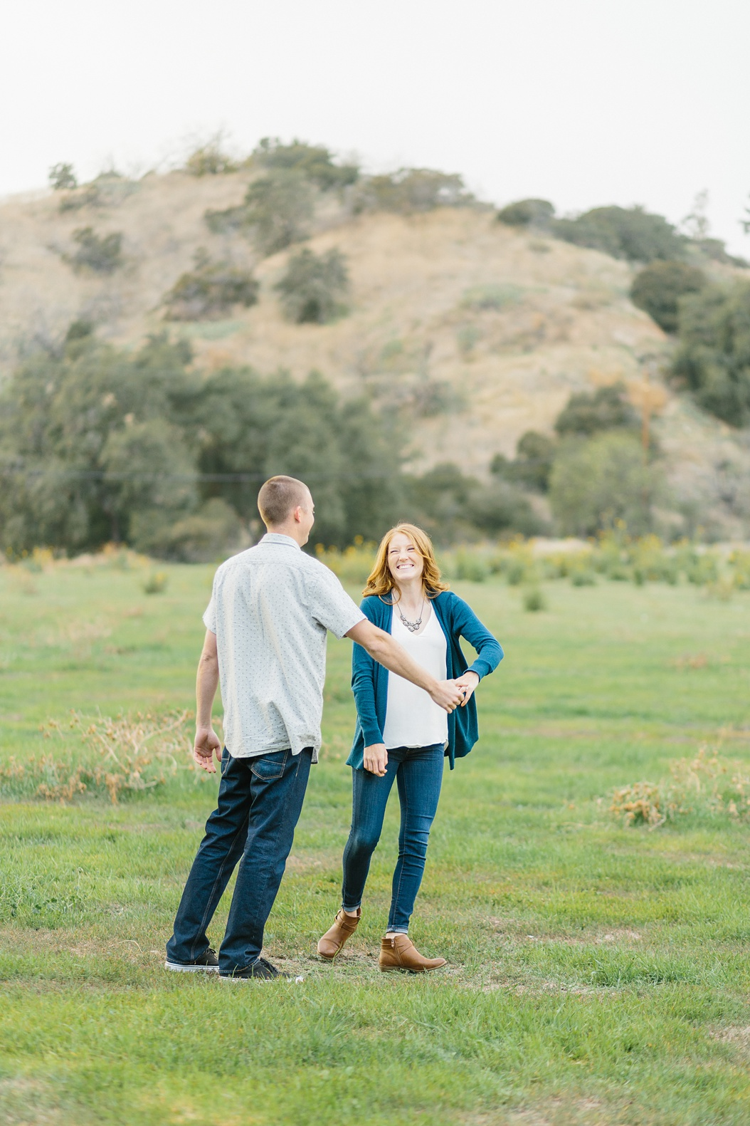 Open Field Engagement Session Near Los Angeles (20)