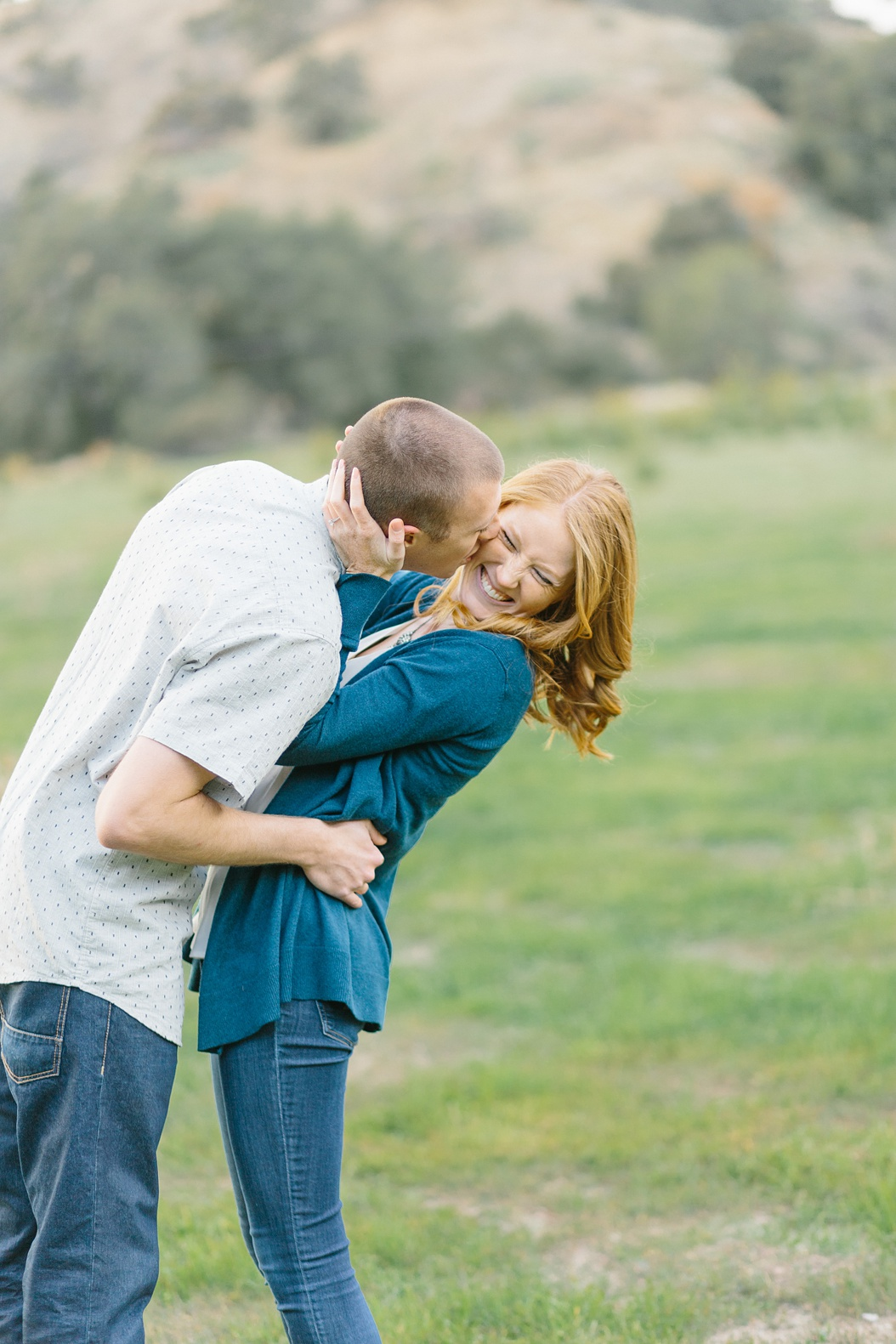 Open Field Engagement Session Near Los Angeles (30)