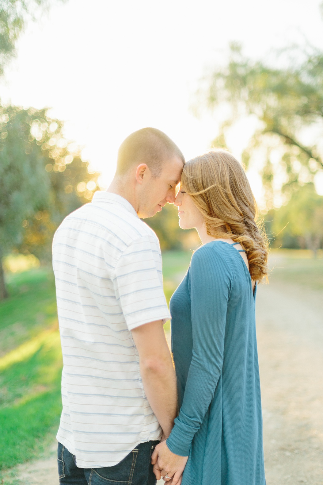 Open Field Engagement Session Near Los Angeles (66)