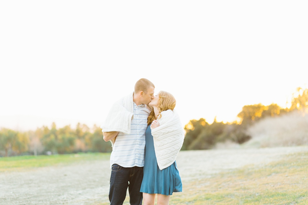Open Field Engagement Session Near Los Angeles (95)