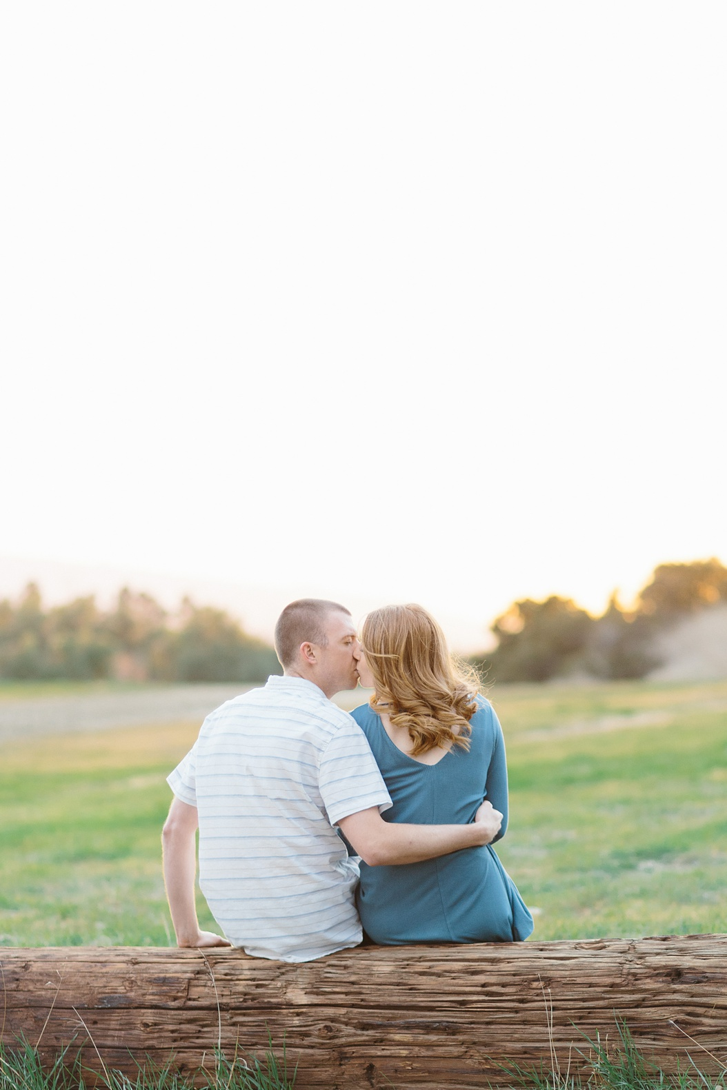 Open Field Engagement Session Near Los Angeles (98)