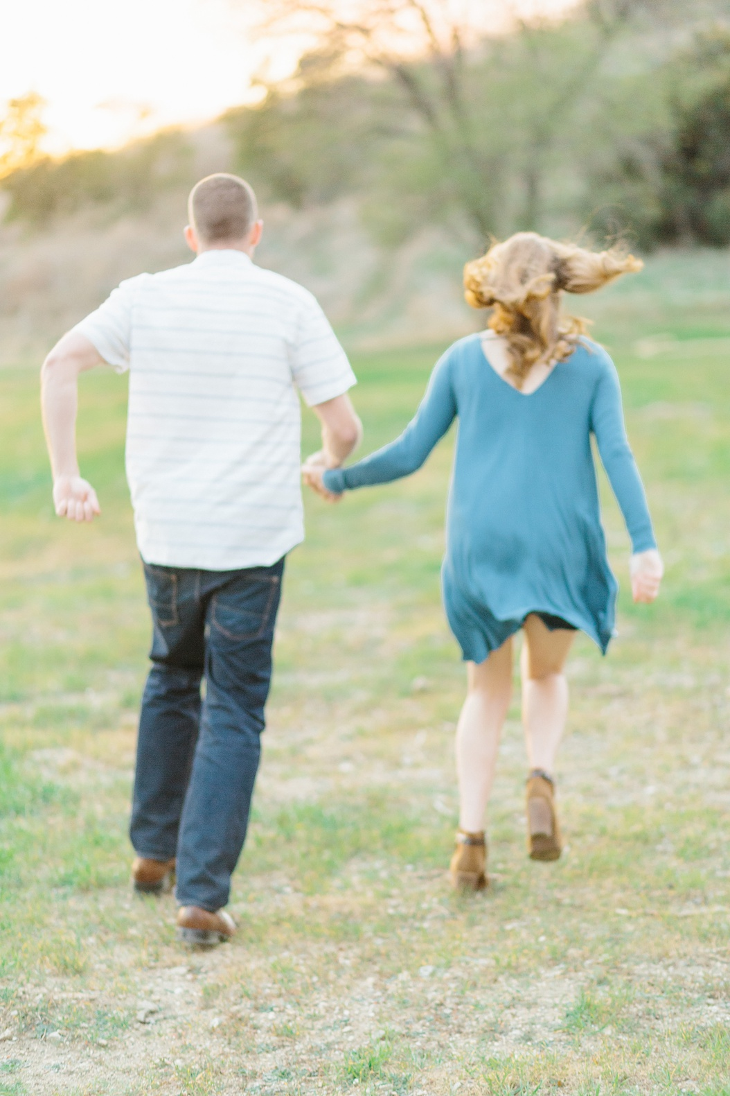 Open Field Engagement Session Near Los Angeles (103)
