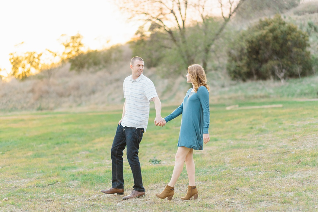 Open Field Engagement Session Near Los Angeles (107)