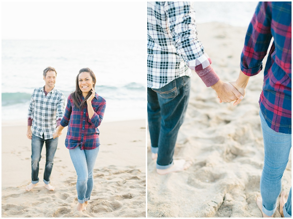 A fun & romantic engagement session at Balboa Island Newport Beach by wedding photographer Madison Ellis. (3)
