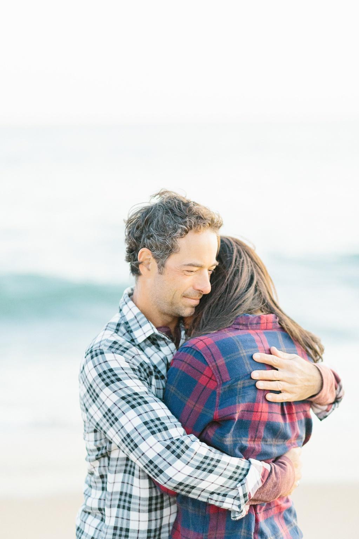 A fun & romantic engagement session at Balboa Island Newport Beach by wedding photographer Madison Ellis. (21)