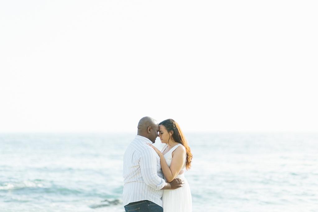 Laguna Beach Engagement, CA: Joshua + Ashley. A sweet and playful engagement session at Laguna Beach by wedding photographer Madison Ellis. (48)