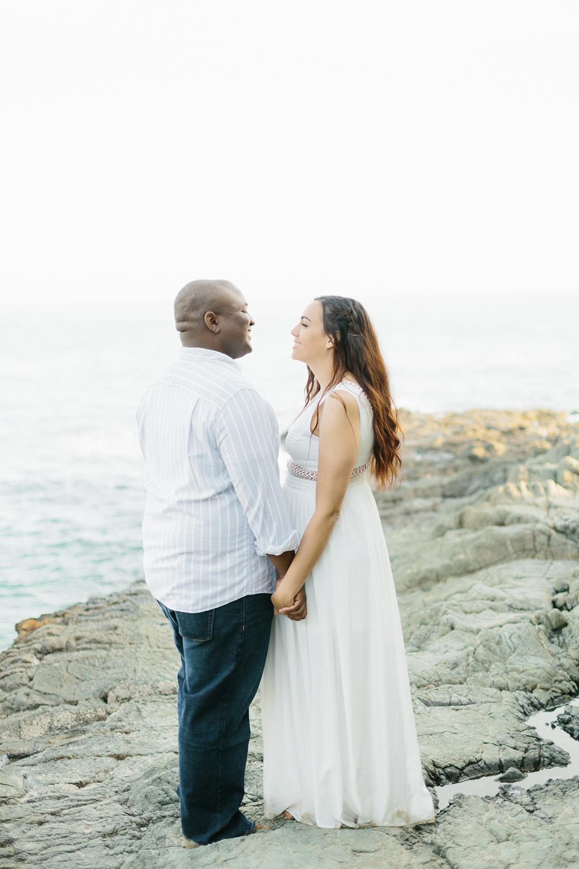 Laguna Beach Engagement, CA: Joshua + Ashley. A sweet and playful engagement session at Laguna Beach by wedding photographer Madison Ellis. (32)