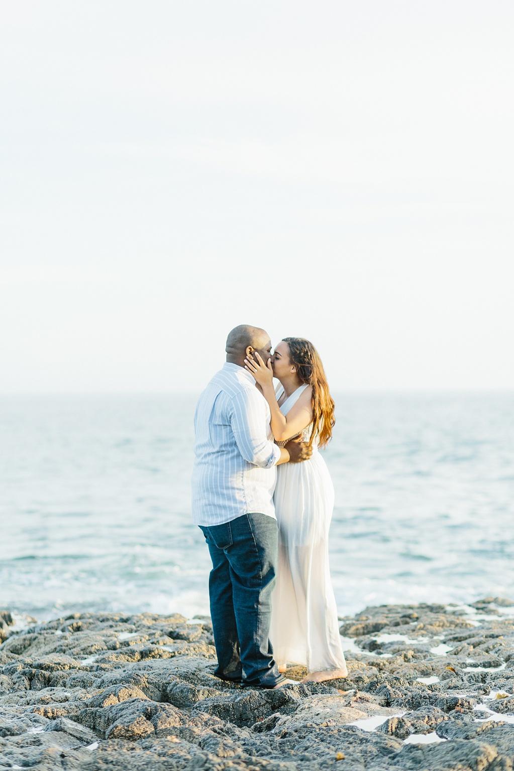 Laguna Beach Engagement, CA: Joshua + Ashley. A sweet and playful engagement session at Laguna Beach by wedding photographer Madison Ellis. (22)