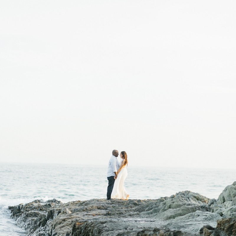 Laguna Beach Engagement, CA: Joshua + Ashley. A sweet and playful engagement session at Laguna Beach by wedding photographer Madison Ellis. (21)
