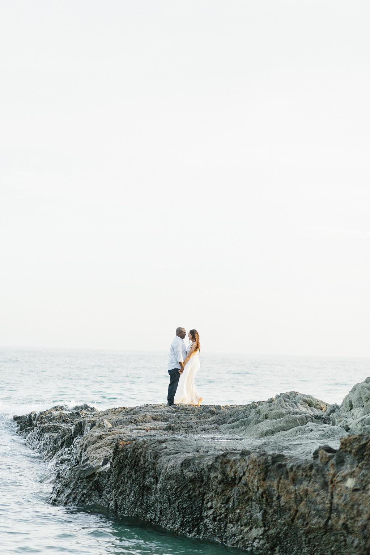 Laguna Beach Engagement, CA: Joshua + Ashley. A sweet and playful engagement session at Laguna Beach by wedding photographer Madison Ellis. (21)