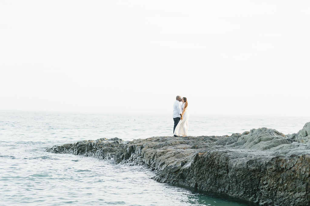 Laguna Beach Engagement, CA: Joshua + Ashley. A sweet and playful engagement session at Laguna Beach by wedding photographer Madison Ellis. (20)