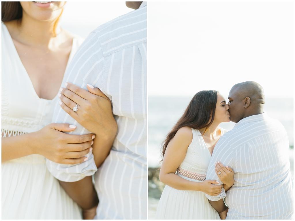 Laguna Beach Engagement, CA: Joshua + Ashley. A sweet and playful engagement session at Laguna Beach by wedding photographer Madison Ellis. (4)