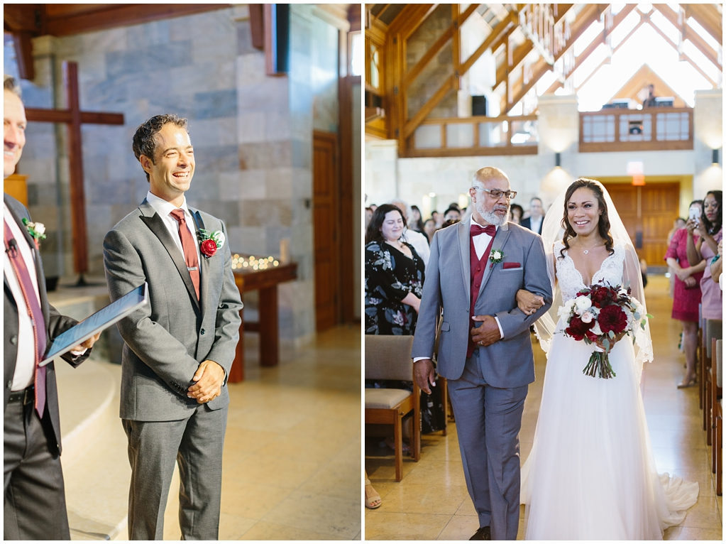 Natural Light Church Wedding In Irvine California By Madison Ellis Photography (96)