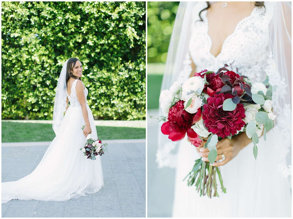 Natural Light Church Wedding In Irvine California By Madison Ellis Photography (89)