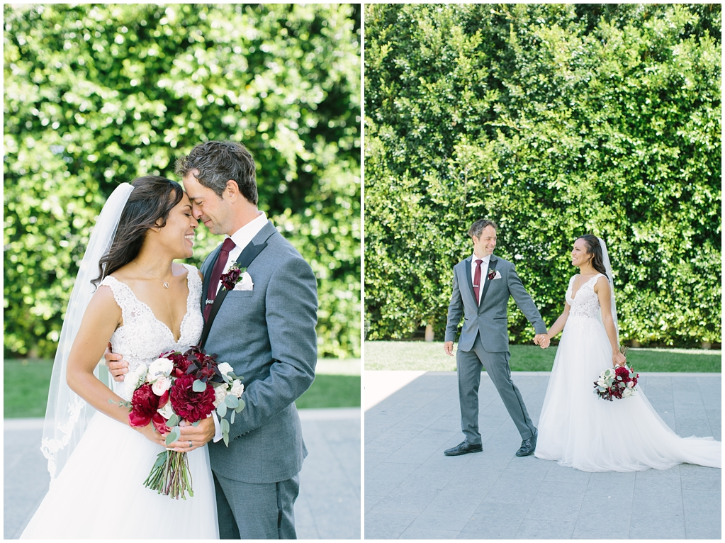 Natural Light Church Wedding In Irvine California By Madison Ellis Photography (88)