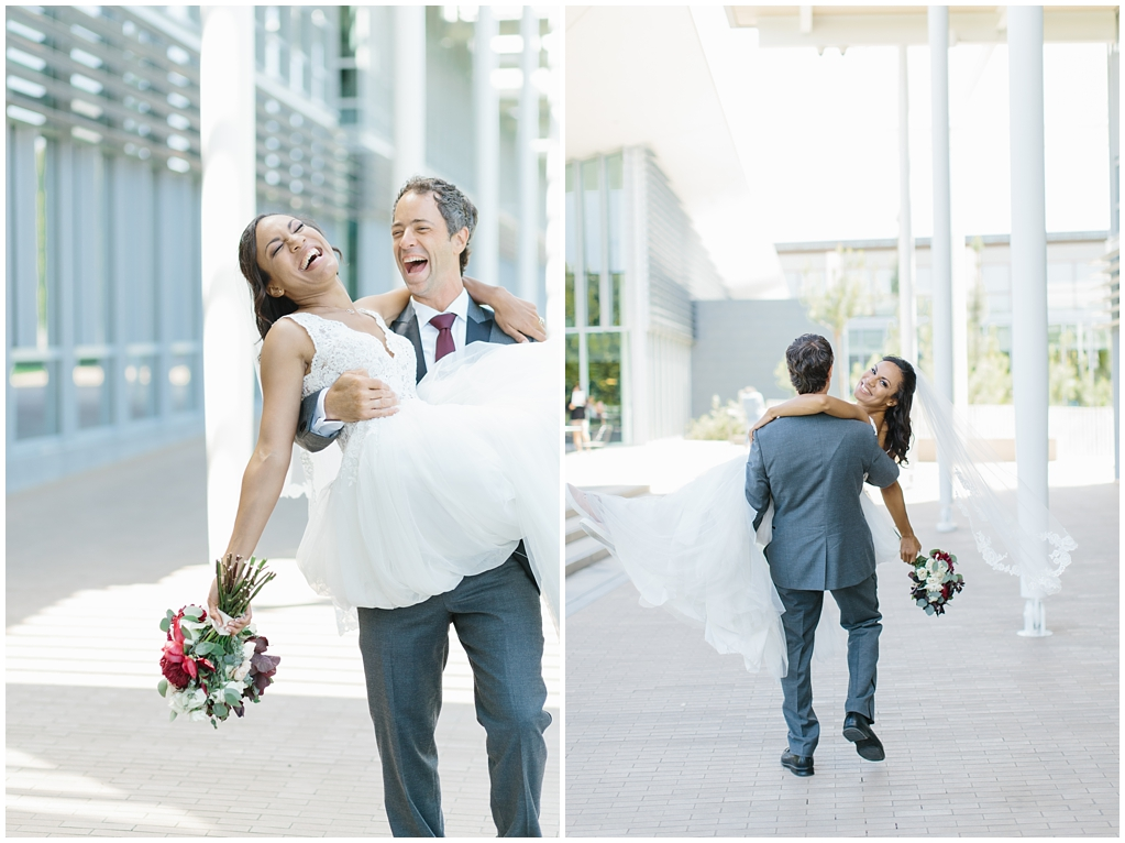 Natural Light Church Wedding In Irvine California By Madison Ellis Photography (85)