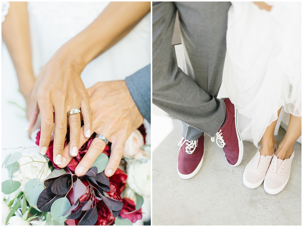 Natural Light Church Wedding In Irvine California By Madison Ellis Photography (83)