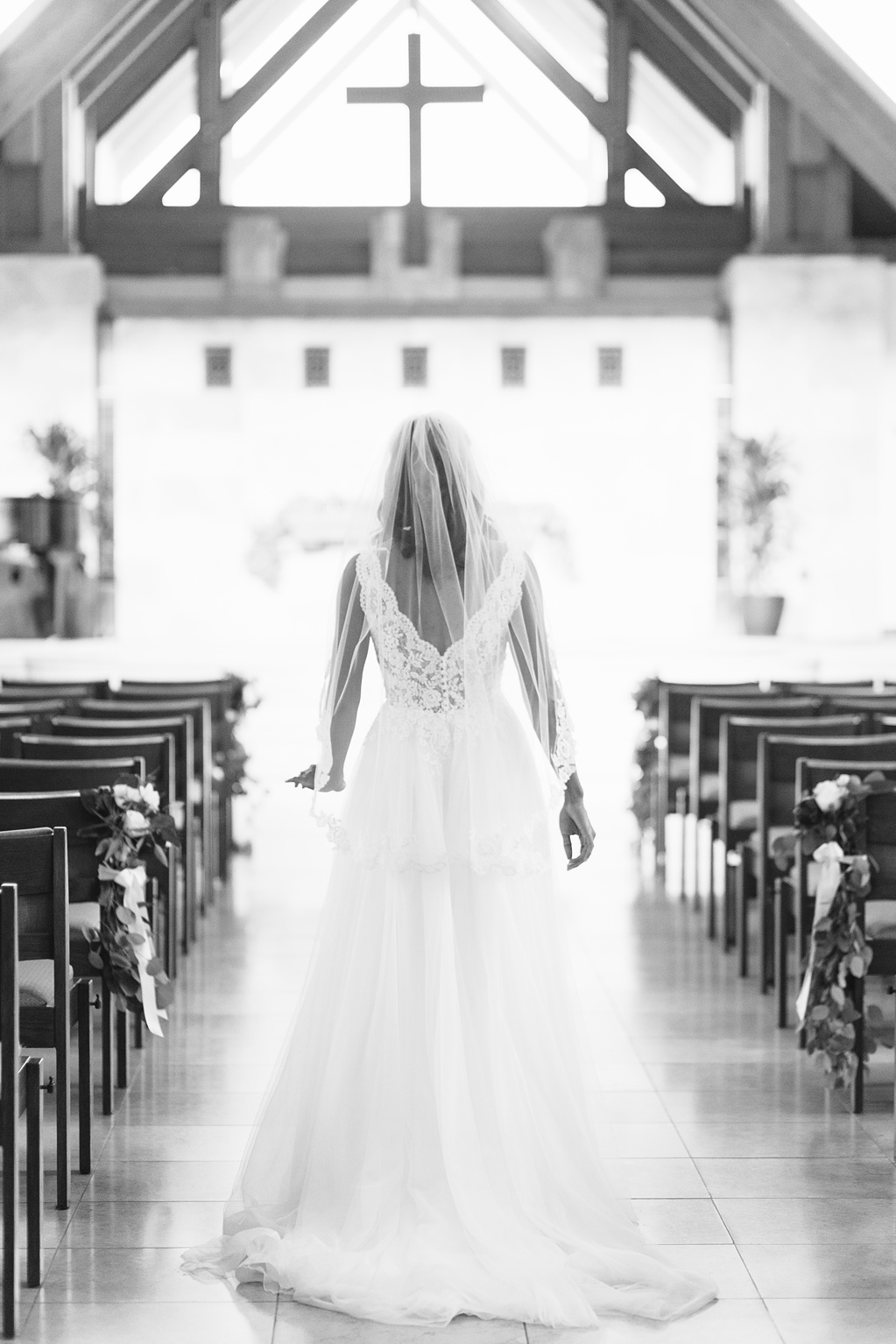 Natural Light Church Wedding In Irvine California By Madison Ellis Photography (47)