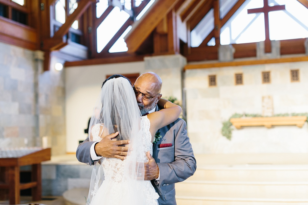 Natural Light Church Wedding In Irvine California By Madison Ellis Photography (45)