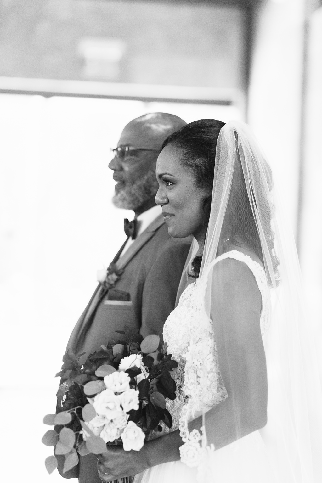 Natural Light Church Wedding In Irvine California By Madison Ellis Photography (35)