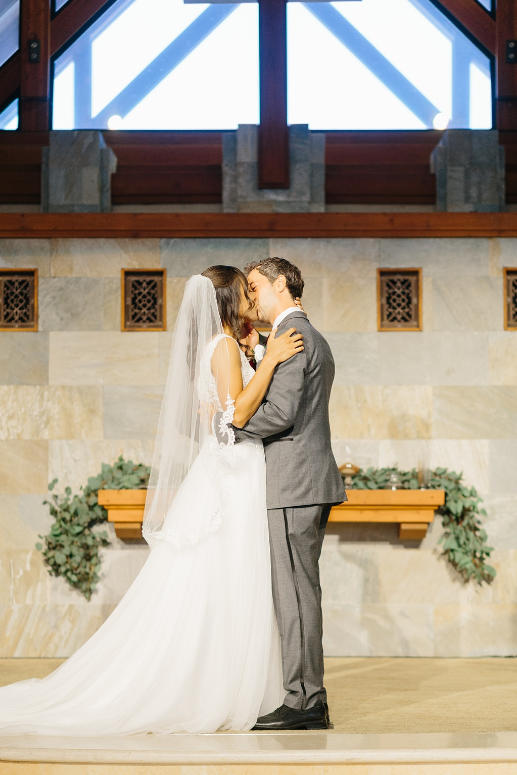 Natural Light Church Wedding In Irvine California By Madison Ellis Photography (18)