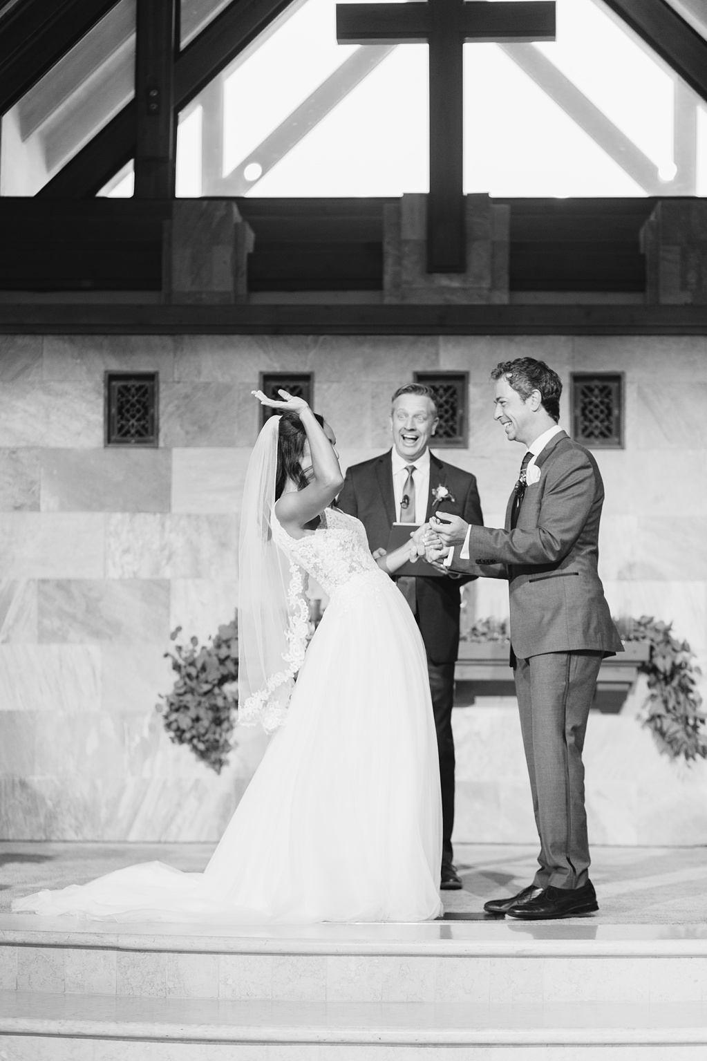 Natural Light Church Wedding In Irvine California By Madison Ellis Photography (17)