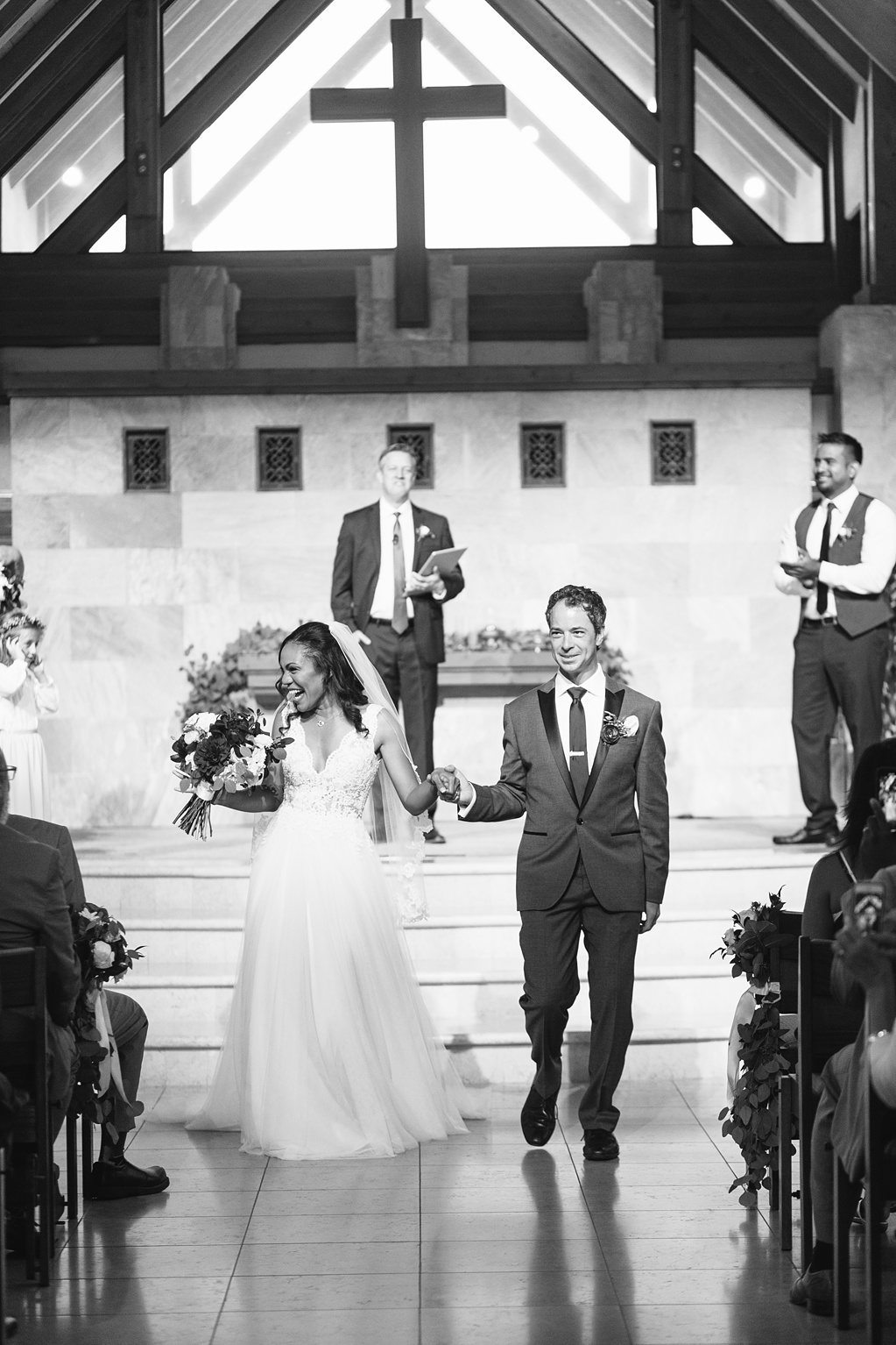 Natural Light Church Wedding In Irvine California By Madison Ellis Photography (16)