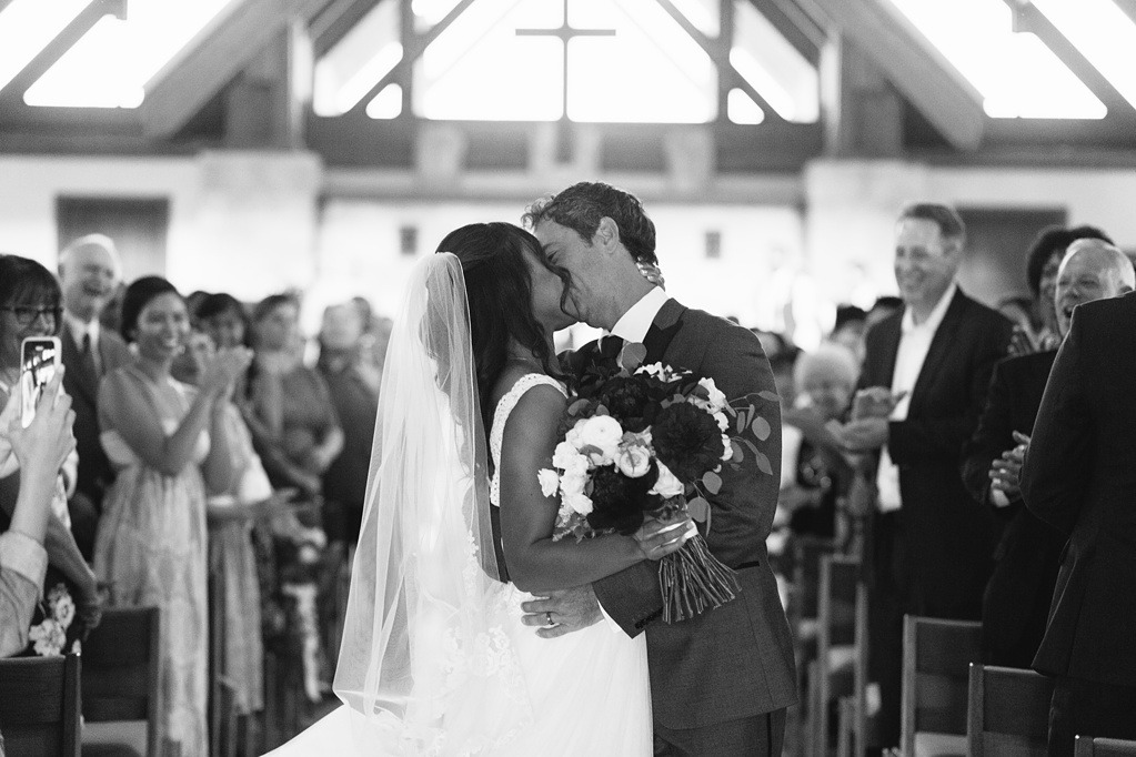Natural Light Church Wedding In Irvine California By Madison Ellis Photography (14)