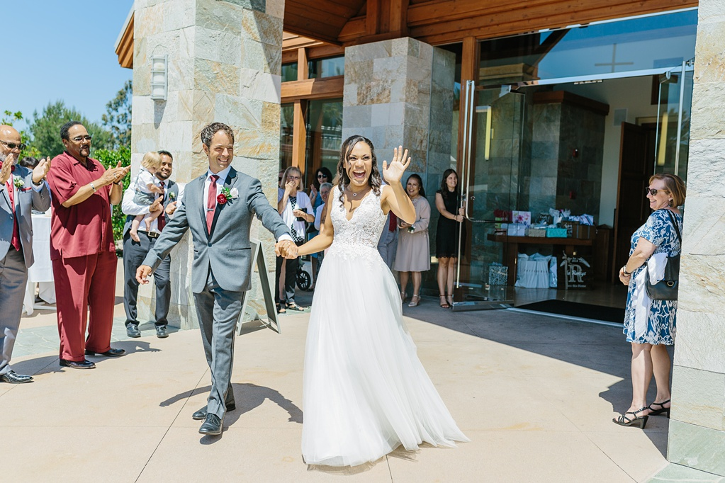 Natural Light Church Wedding In Irvine California By Madison Ellis Photography (9)