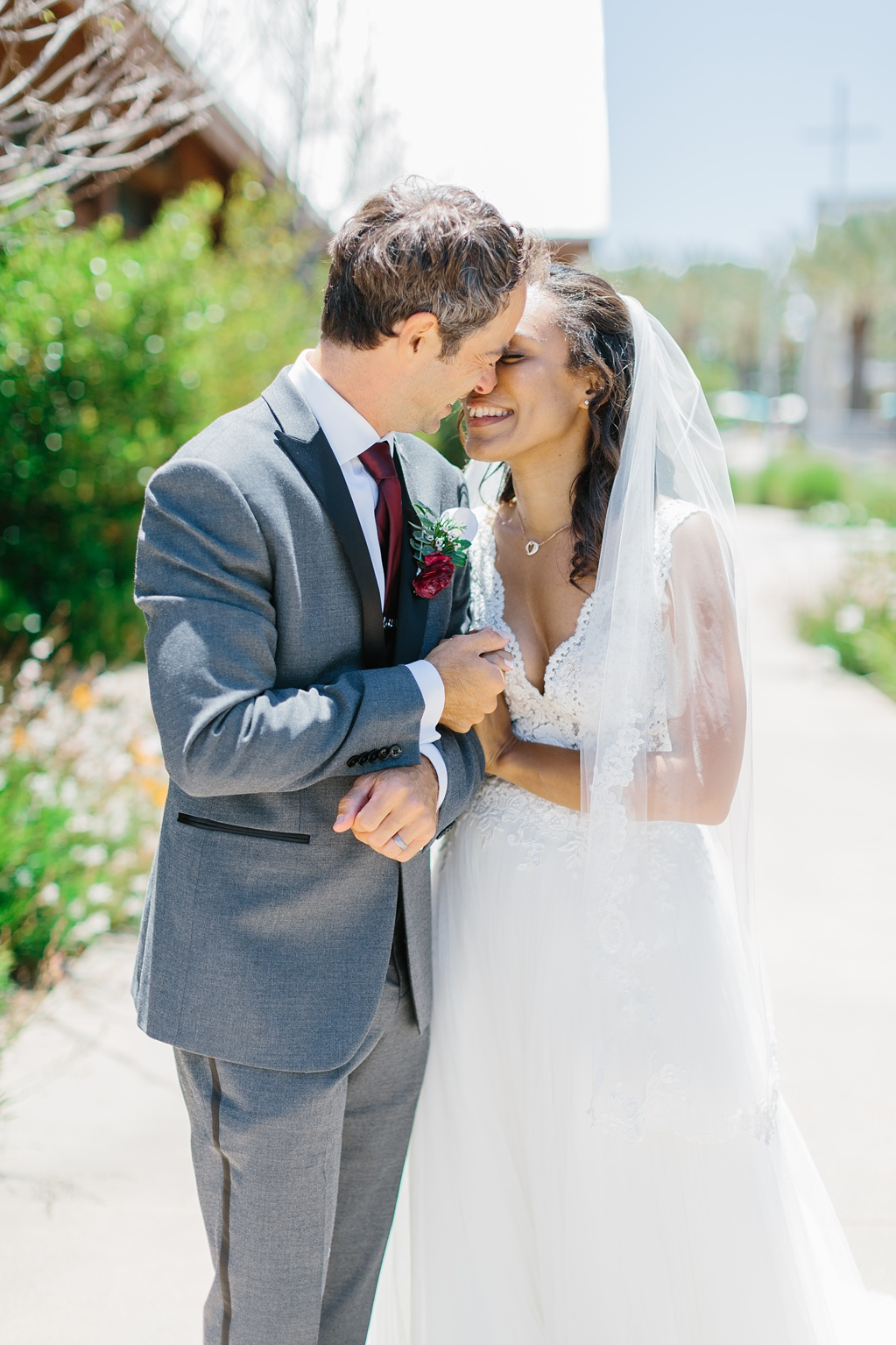 Natural Light Church Wedding In Irvine California By Madison Ellis Photography (100)