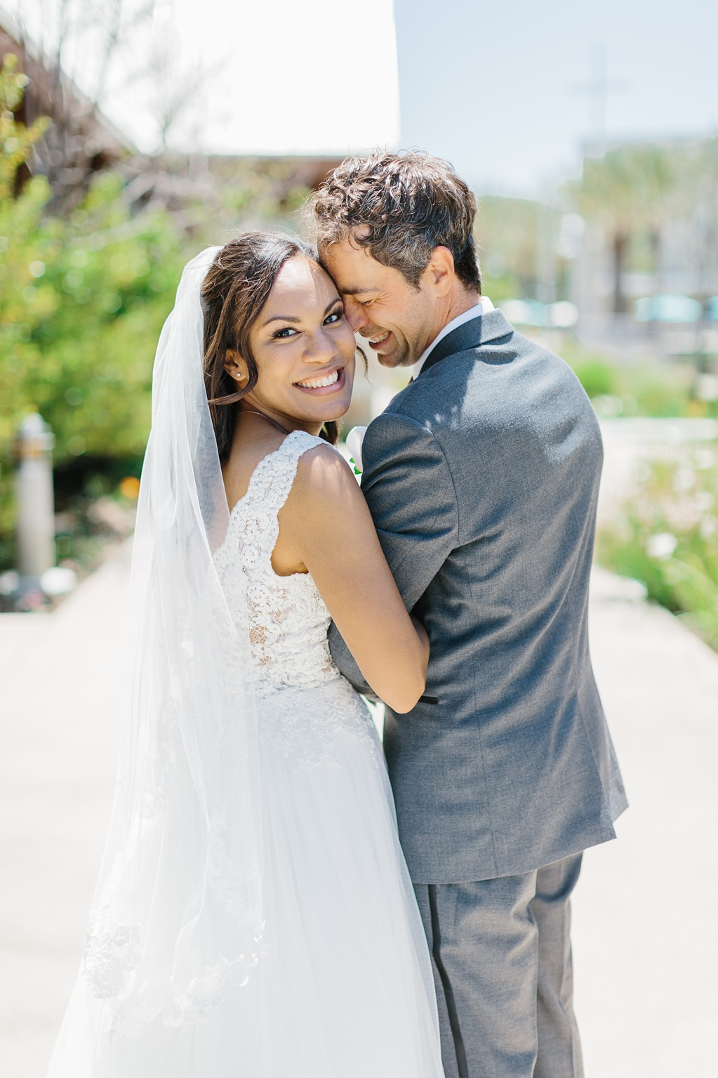 Natural Light Church Wedding In Irvine California By Madison Ellis Photography (99)