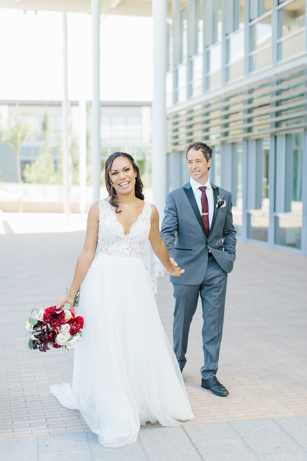 Natural Light Church Wedding In Irvine California By Madison Ellis Photography (34)