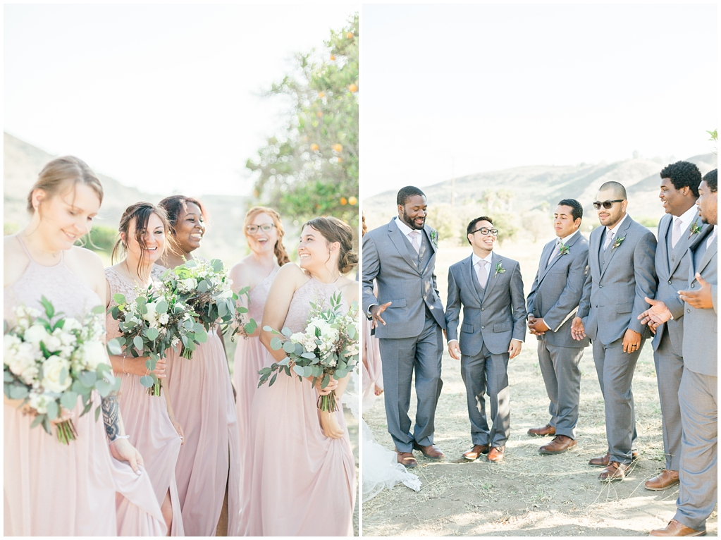 An Organic Floral Inspired Summer Wedding in the open fields of Hamilton Oaks, San Juan Capistrano by Wedding Photographer Madison Ellis (80)