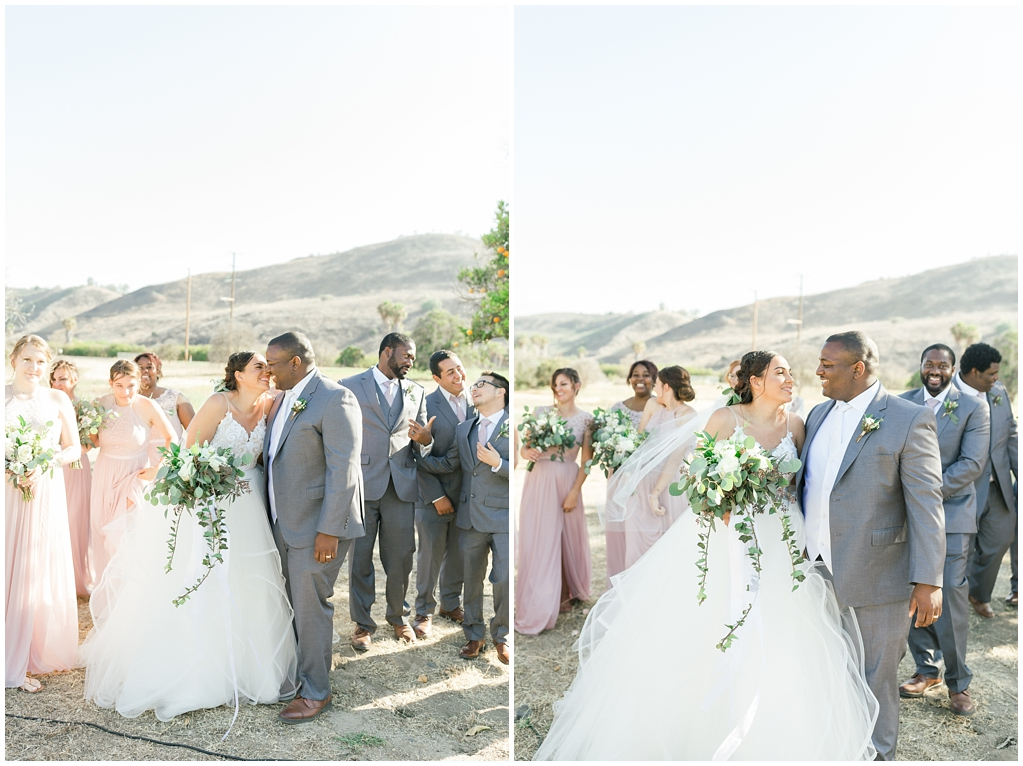 An Organic Floral Inspired Summer Wedding in the open fields of Hamilton Oaks, San Juan Capistrano by Wedding Photographer Madison Ellis (79)